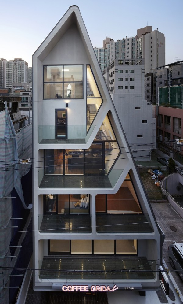 System Lab Darak-darak Neighborhood Facility In Seoul