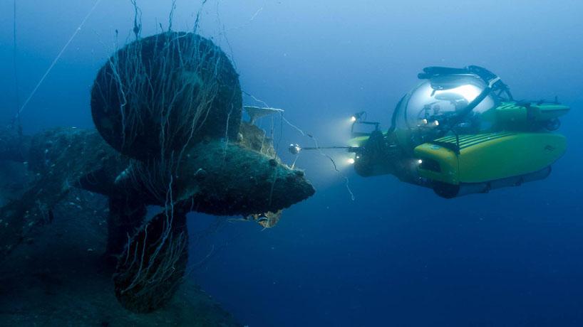 triton 66002 personal submarine