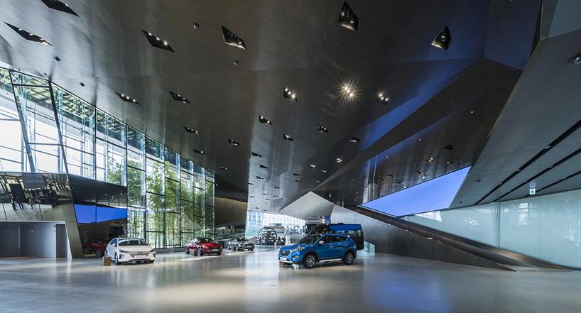 Delugan Meissl Opens Hyundai Motorstudio Goyang In Seoul