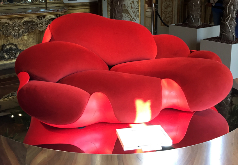 louis vuitton objets nomades collection at milan design week