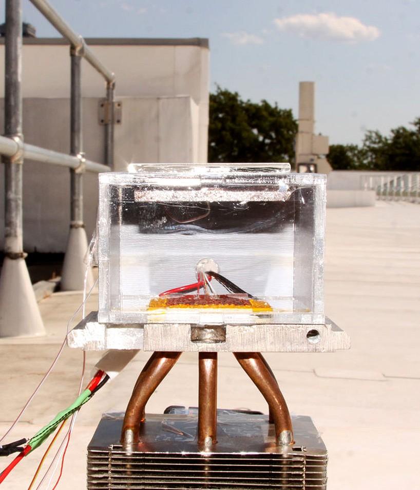 Air System Schematic Mit Solar Cube Sucks Drinking Water From The Driest Desert Air