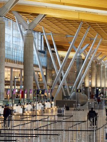 Nordic Office Of Architecture Opens Terminal Oslo Airport