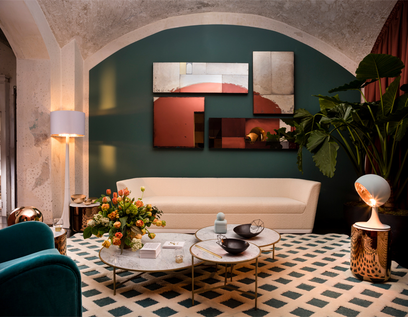 Apartment Interior Design Furnished