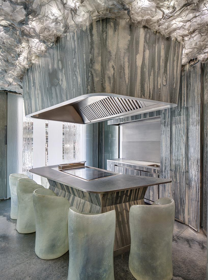 RCR arquitectes conceives experimental enigma restaurant