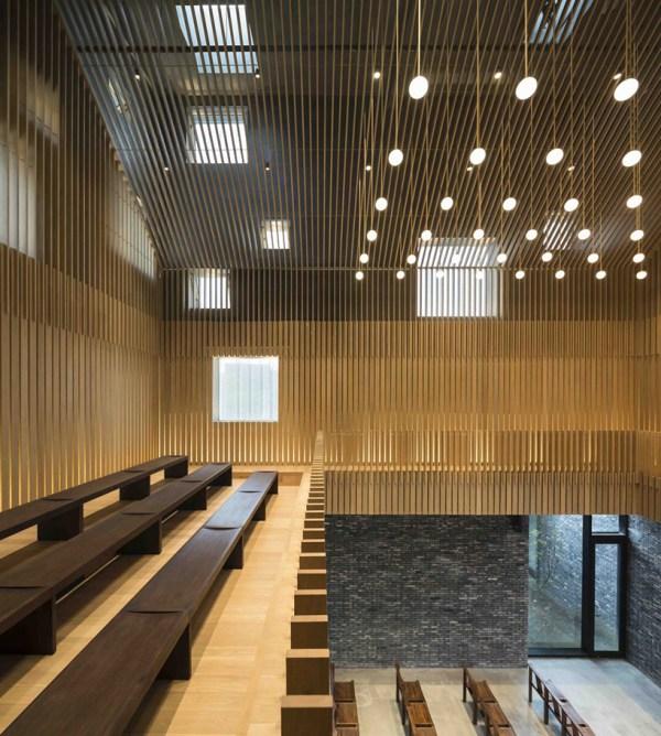 Neri & Hu Completes Suzhou Chapel Floating White Box