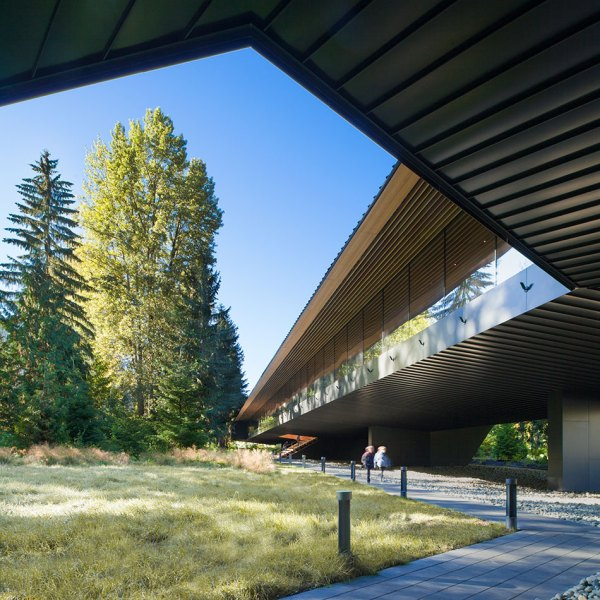 Patkau Architects Completes Audain Art Museum In Whistler Canada