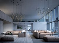 axolight alysoid forms hanging collection of jewelry-like ...