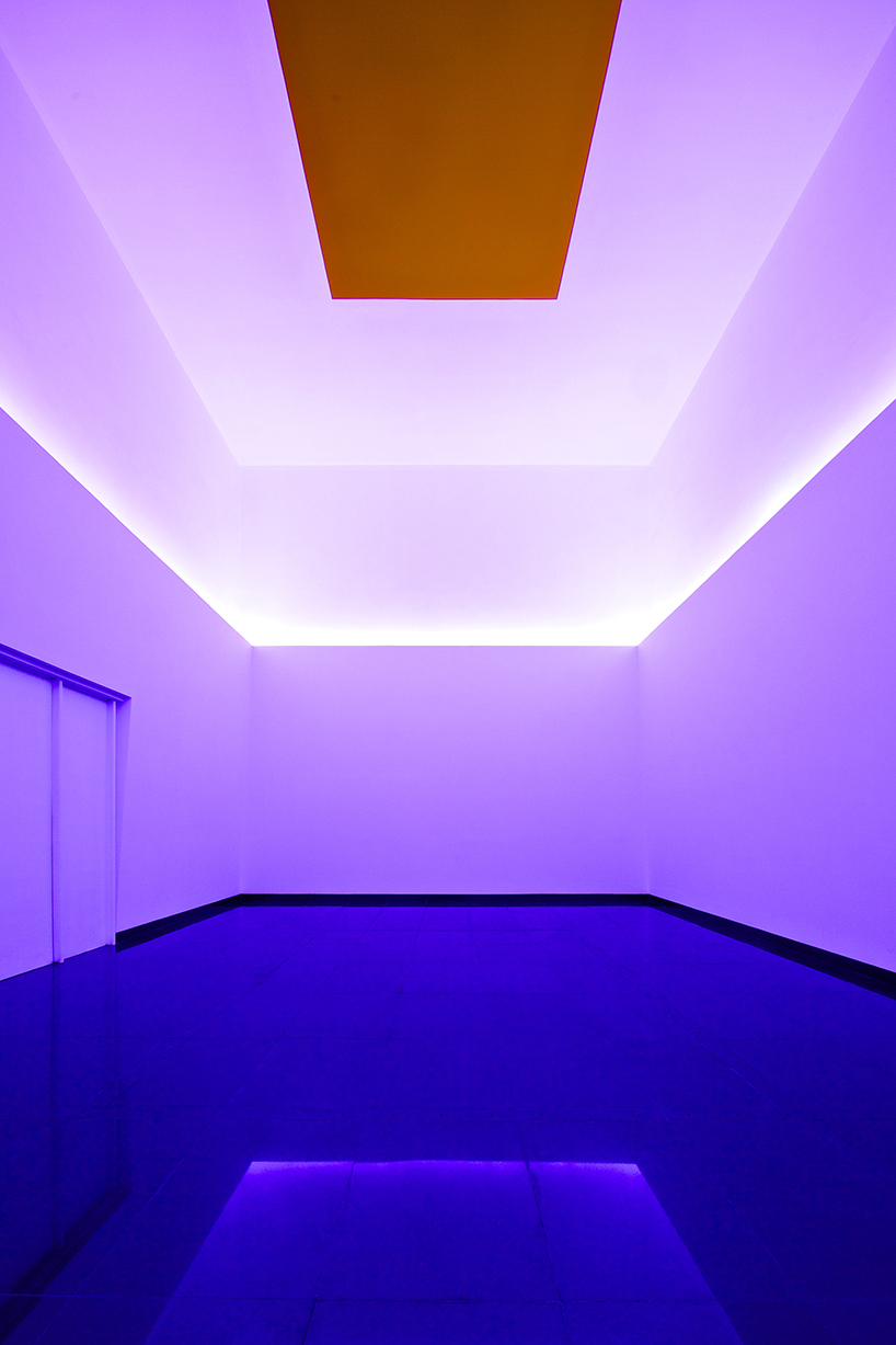 james turrell skyspace at temple in beijing is designed for sunset viewings