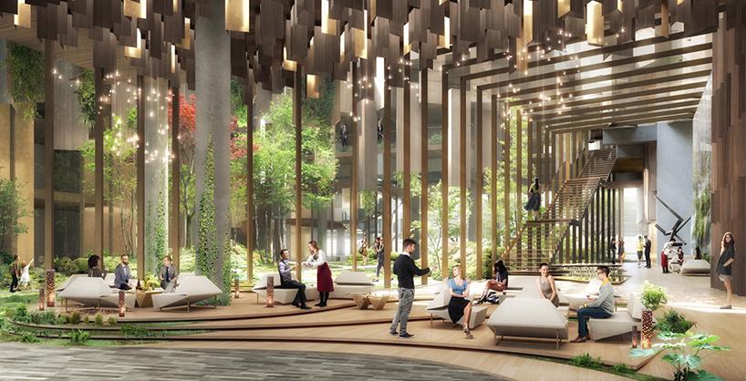 kengo kuma to develop the ecoluxury 1hotel in paris