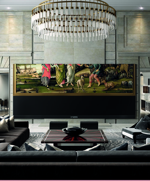 c seed develops the world's largest 4K widescreen TV