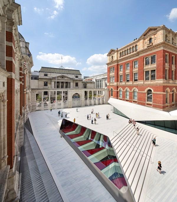 Victoria and Albert Museum Exhibitions