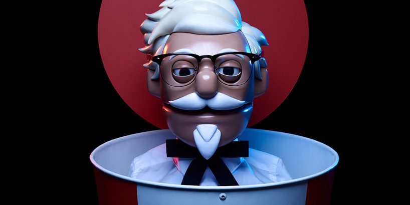 wieden  kennedy create HARLAND robot to take your