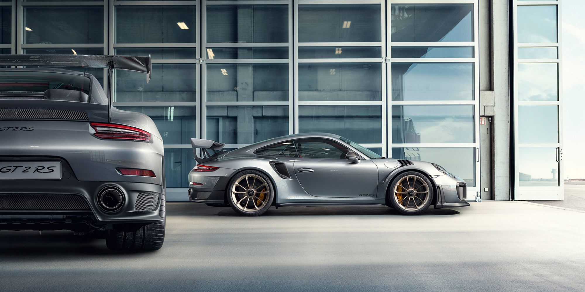 Porsches 911 GT2 RS Is The Most Powerful 911 To Date