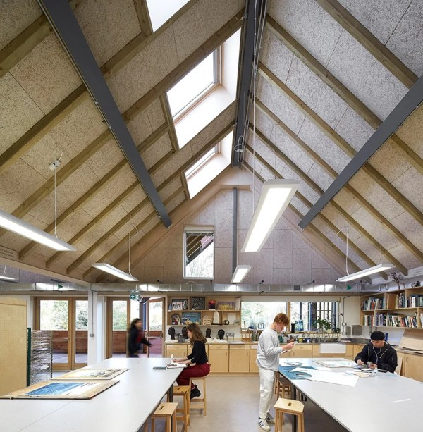 Arts Studios Buildings Designs