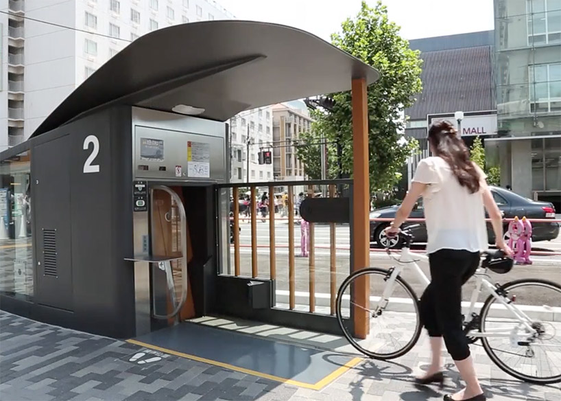 ECO Cycle An Automated Underground Parking For Bicycles