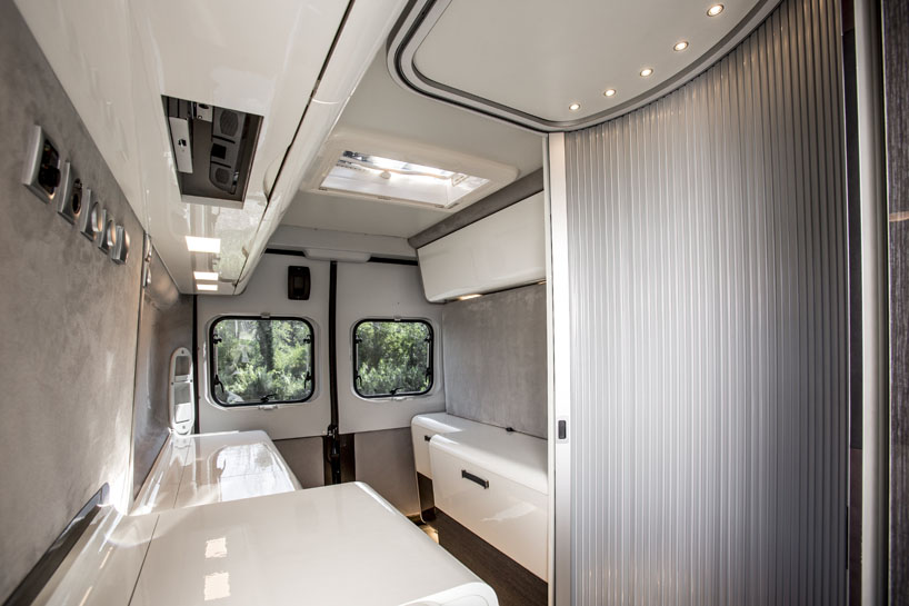 fiat ducato base camper van is built for escaping the city