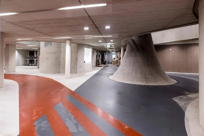 worlds largest bike parking garage opens in the netherlands