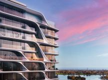 zaha hadid architects integrates curvilinear façade in ...