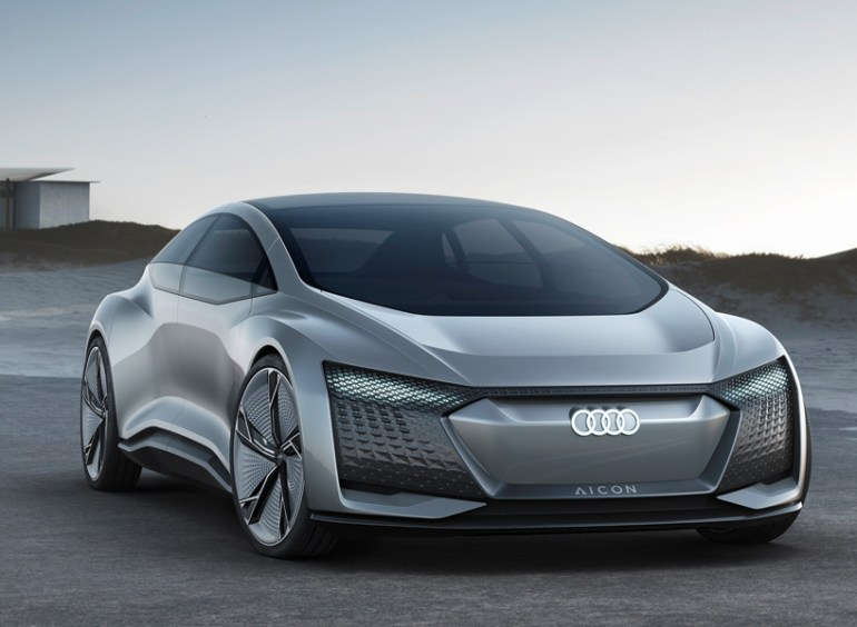 TOP 10 Concept Cars Of 2020 6