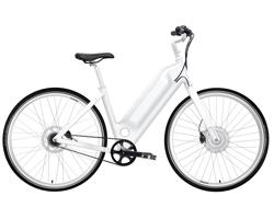 ross lovegrove: 'the bamboo' bicycle for biomega at milan