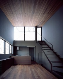 Urban Japanese House Design