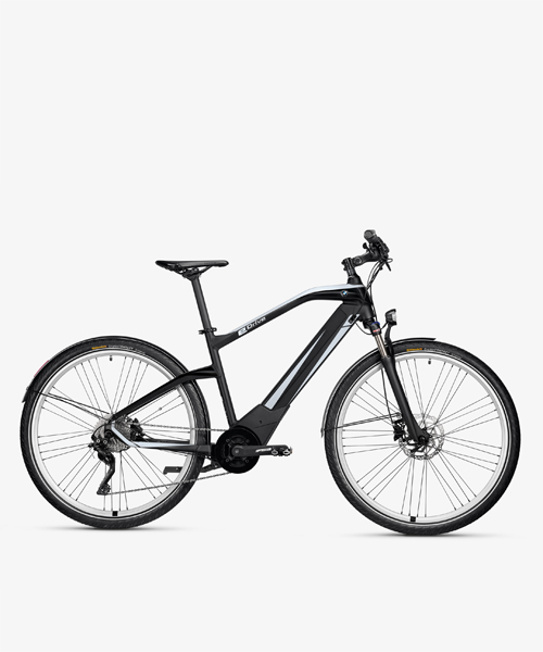 BMW active hybrid e-bicycle fuses hybrid car engineering