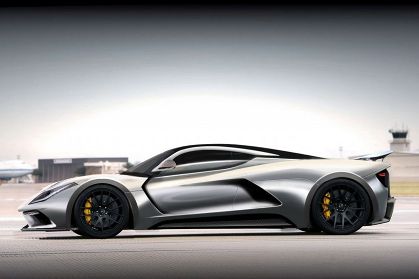Fastest Car In The World Wallpaper Hd Hennessey S Venom F5 Hypercar Could Break The 300 Mph Barrier