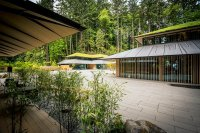 kengo kuma expands portland japanese garden in oregon