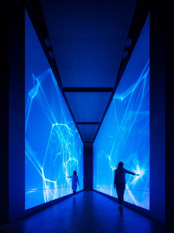 Wow Creates Neuroscience-inspired Installation