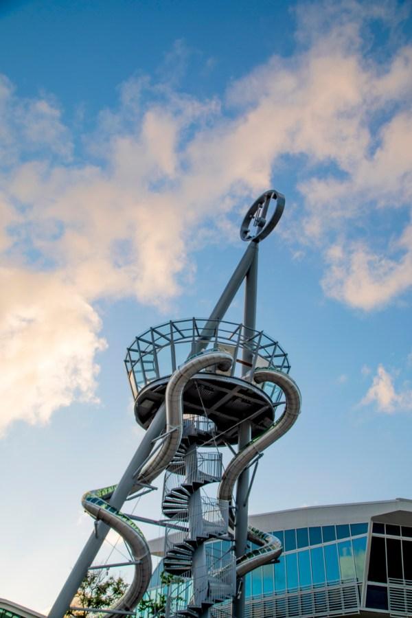 Carsten Ller Designed Adventure Slide Tower