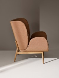 norm architects chair for fogia looks to nature to form ...