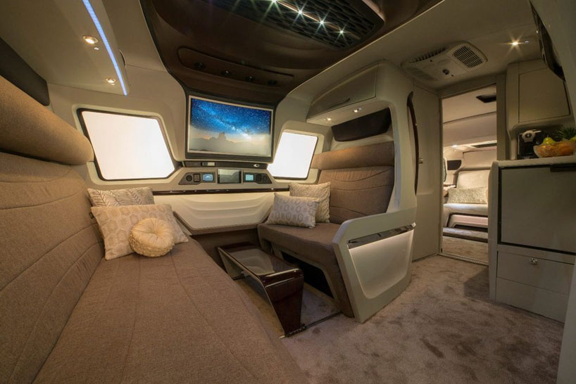 Finetza Motorhome By Pinnacle Specialty Vehicles Expands