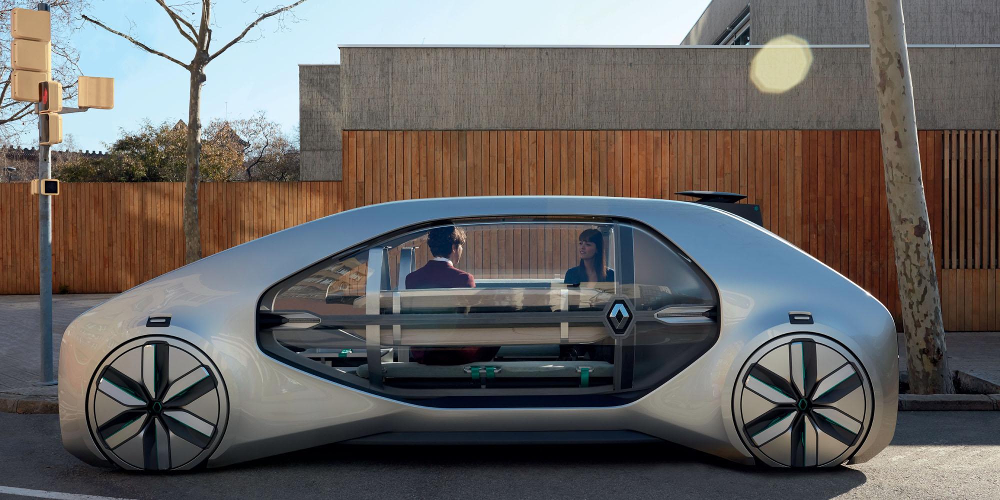 ez go s10 ecm wiring diagram renault electric autonomous concept car redefines a shared driving experience