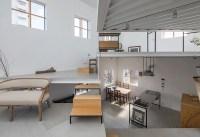 tato architects designed an unorthodox living arrangement ...