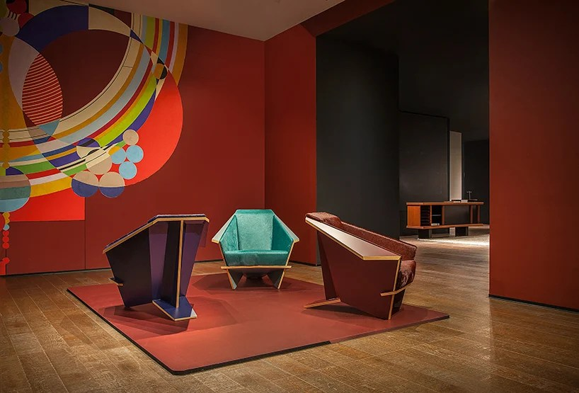 cassina presents new products  revamped showroom at milan