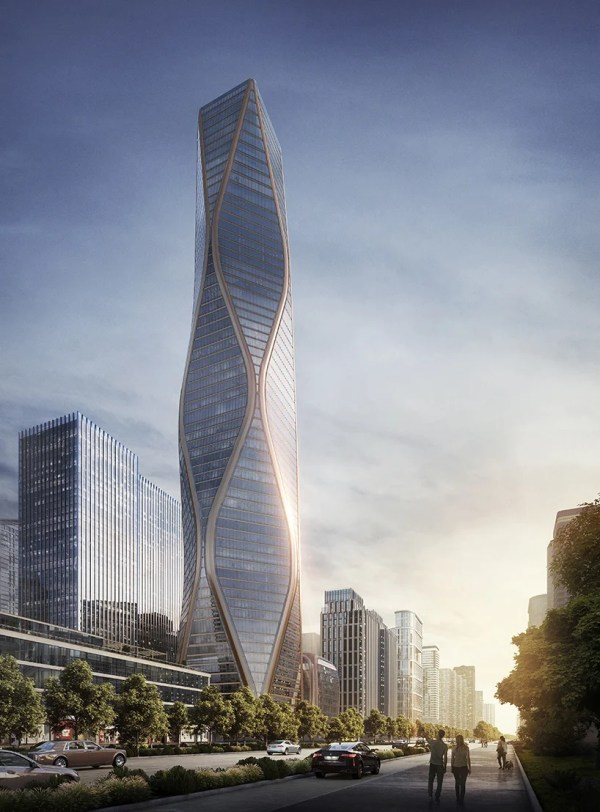 Som Architecture Tower