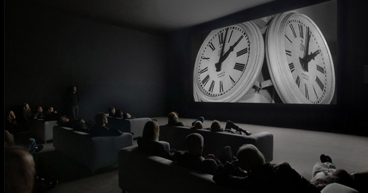 In Conversation With Christian Marclay About The Clock