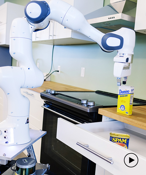 NVIDIAs kitchen manipulator is the ultimate robot chef