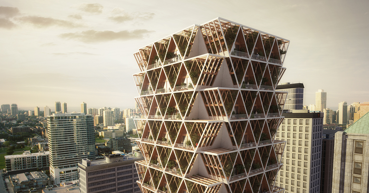 studio precht proposes highrises of vertical farms and