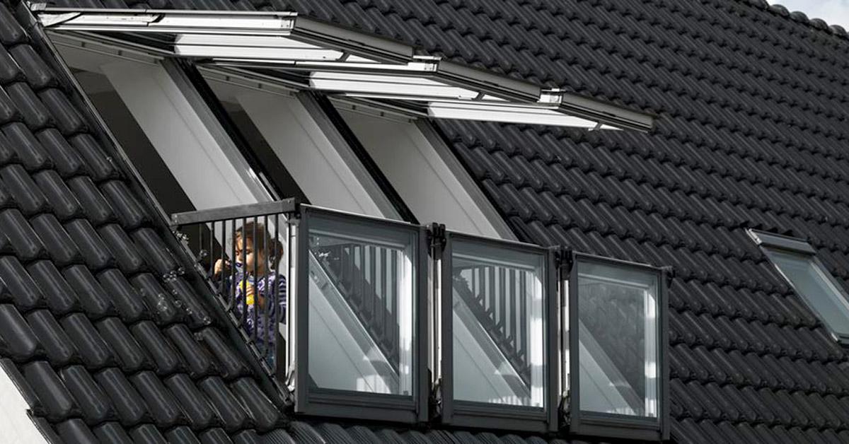turn a roof window