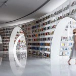 Wutopia Lab Designs The Books Above Clouds Store In Shanghai