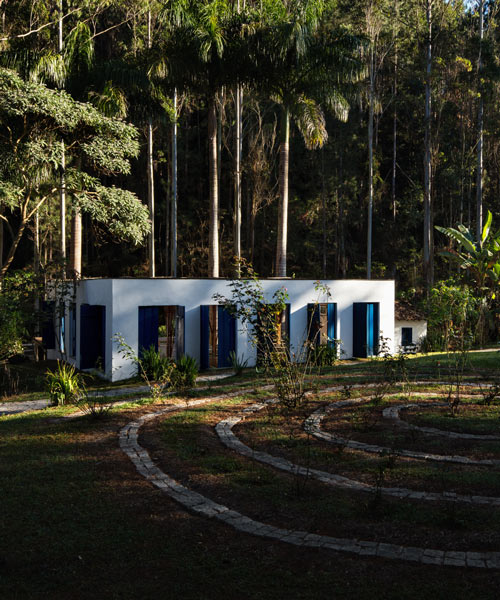 Cru Architects Completes Bamboo Art Gallery In Brazil