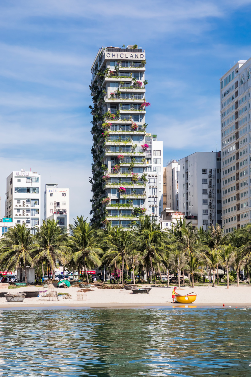 Vtn Architects Completes Chicland Hotel In Vietnam With