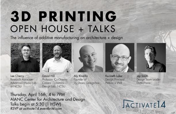 3D Printing Flyer