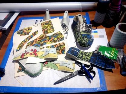 Making Paul Friedrich shoes
