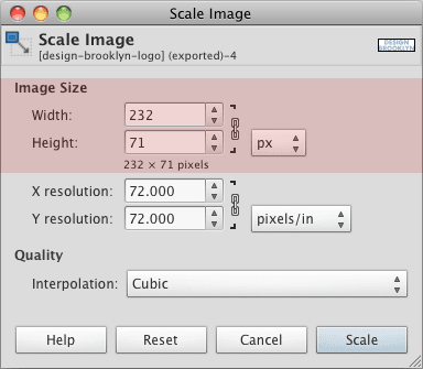 optimizing images for the