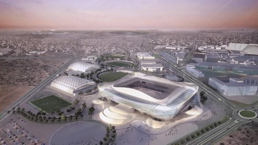 al rayyan stadium project