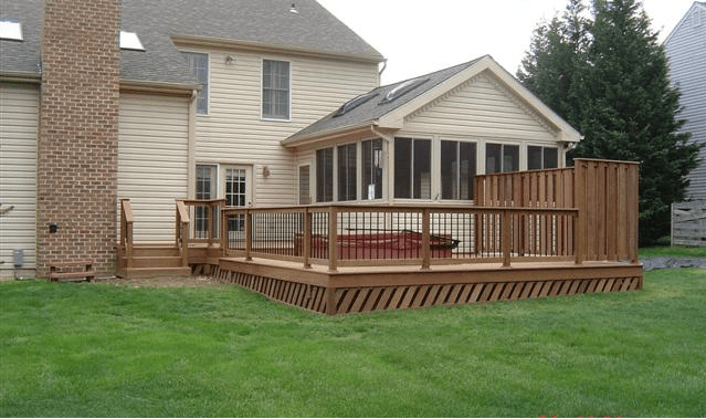 Certified Deck Contractor In Maryland Virginia And