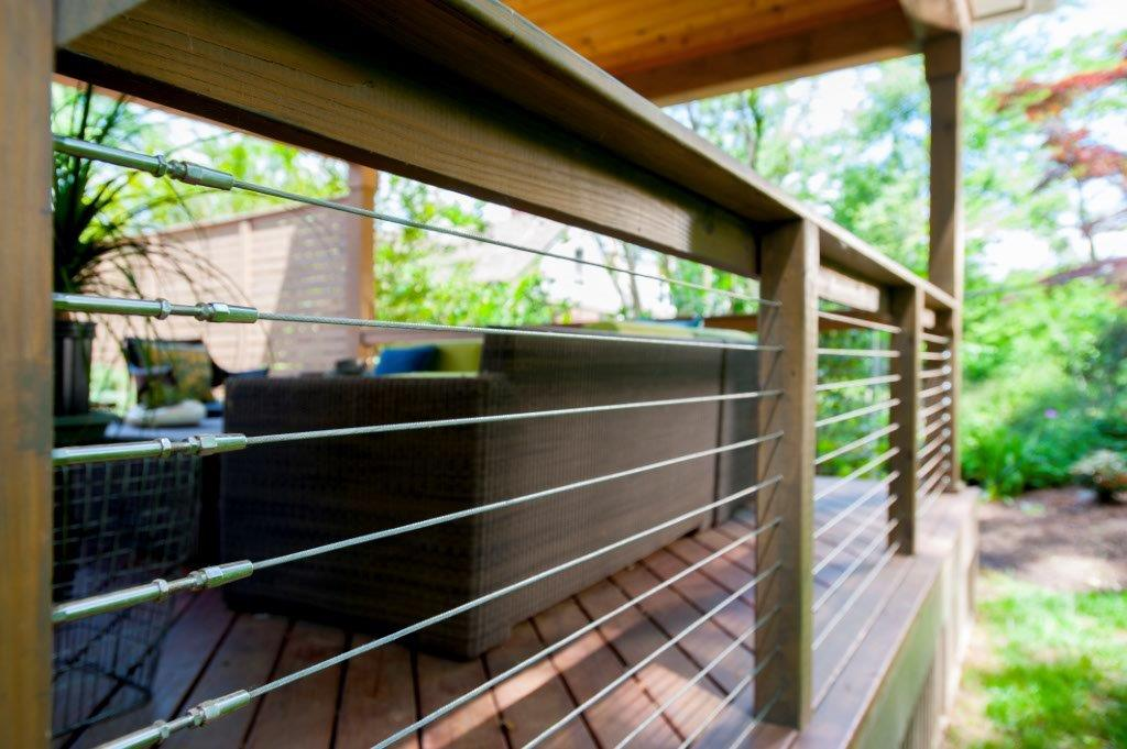 What Are the Pros and Cons of Steel Cable Deck Railings