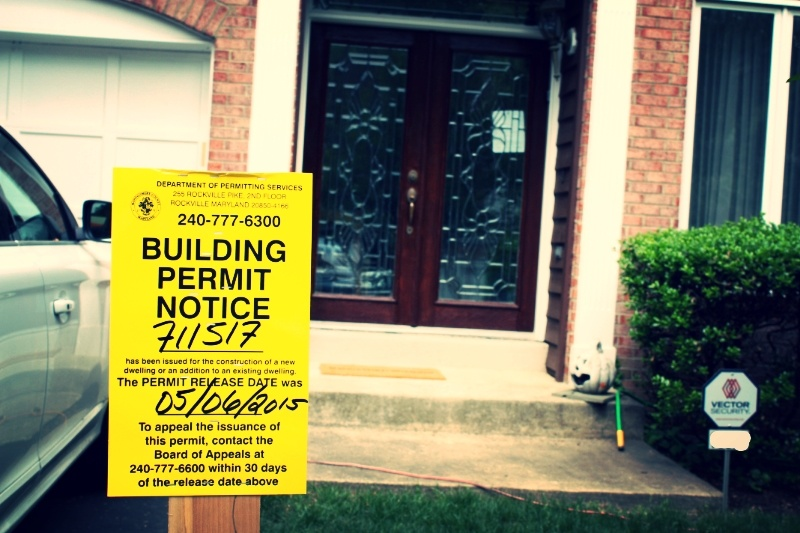 When Do Virginia and Maryland Homeowners Need a Building
